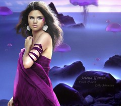 Selena Gomez - Vision Of Love (behind.blu