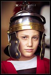 Little Roman Soldier (Francesco Agresti  www.francescoagresti.com) Tags: portrait naturallight passion ritratti ritratto salerno manifestation thepassionofchrist casalvelino lapassionedicristo passiochristi s8un3no frankies8un3no effeunoquattro