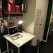 キッチン近くにワークスペース兼家事室の写真