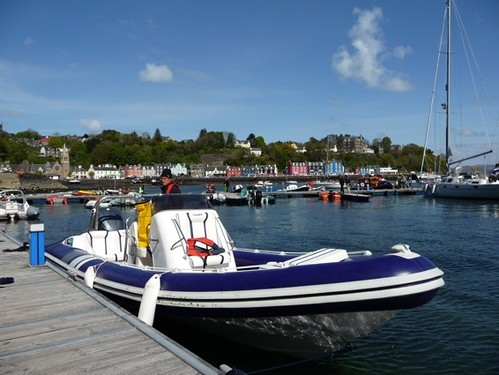 Easdale RIB Rendezvous 5