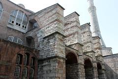 Istanbul - May 2012 (eye forget) Tags: church museum turkey aya istanbul mosque ottoman sophia byzantine haghia