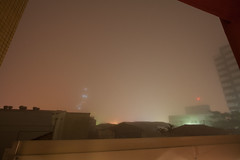 So Paulo - Neblina (Leandro Sano) Tags: fog night sopaulo neblina regionwide