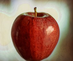 Apple (Alexander Kenton) Tags: red stilllife usa apple fruit still nikon d7000