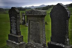 Grabsteine Argyll - Schottland