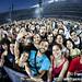 Pubblico Coldplay