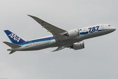 All Nippon Airways (ANA) Boeing 787-881 JA805A (800998) (Thomas Becker) Tags: all nippon airways ana 全日本空輸株式会社 zennipponkūyukabushikigaisha 全日空 zennikkū boeing b787 787 881 800 788 ja805a dreamliner za116 star alliance cn 34514 ln 31 051211 040112 hn204 tokyo haneda hnd fraport flughafen airport aeroport aeropuerto aeroporto fra eddf frankfurt plane spotting aircraft airplane avion aeroplano aereo 飞机 vliegtuig aviao аэроплан samolot flugzeug luftfahrzeug germany deutschland hessen rheinmain nikon d800 tamron 200500 raw aviationphoto 120527 departure geotagged geo:lat=50039523 geo:lon=8596970 aerotagged aero:airline=ana aero:man=boeing aero:model=777 aero:series=800 aero:tail=ja805a aero:airport=eddf twitter
