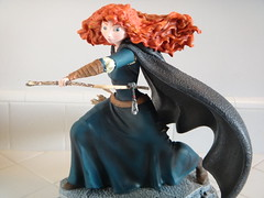 Limited Edition Brave Princess Merida Figure - Unboxed - Full Right Front View #2 (drj1828) Tags: princess disney merida pixar figure brave limited edition unboxed