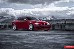 BMW M3 - VVSCV2 (VossenWheels) Tags: mesh wheels deep bmw concave vossen vvscv2