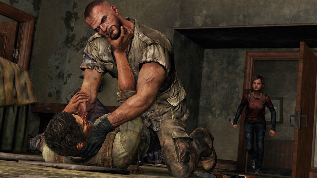 Naughty Dog: The Last Of Us