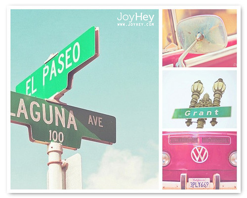California Roads / JoyHey
