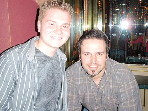Jake and Mark Wills Laughlin NV