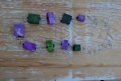 prove catalogo 044 (Basura di Valeria Leonardi) Tags: basura collane polistirolo reciclo cartadiriso riciclo provecatalogo