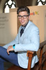 Darren Kennedy pictured at the ebay.ie fashion show at Smock Alley Theatre, part of the ebay.ie online fashion week. Photo: Anthony Woods.