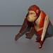 tinplate monkey