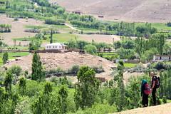 Approaching the Village (Stephen Lioy) Tags: afghanistan tourism rural village border bazaar tajik faizabad badakshan