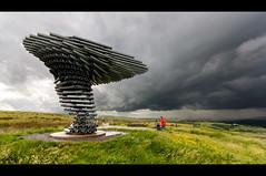 Dude, wheres my lightning storm? (Mr Aardvark) Tags: wet iso200 1020mm stormysky panopticon hiviz 10mm lr4 singingringingtree canoneos450d mrdayglo mraardvark 1400secatf80 apocolypticskies 30062012