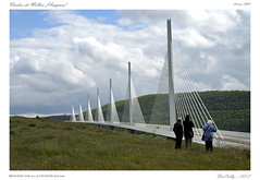 Millau - Aveyron (BerColly) Tags: sky france clouds landscape google flickr viaduct ciel nuages paysage millau viaduc aveyron bercolly