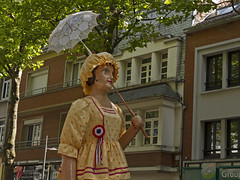 _MG_0382 (papou500D) Tags: fte calais majorettes boulevards fanfares gants
