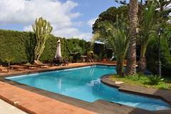 Piscina (brujulea) Tags: piscina murcia villa casas cartagena rurales calblanque brujulea