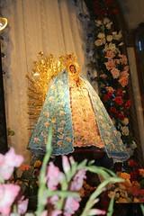 The queen stands at your right hand, arrayed in gold (Nonotch Redula) Tags: santa our lady de la shrine y virgin cruz cebu guadalupe virgen patron nuestra seora sugbu birhen patrona patroness archdiocesan