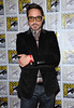 Robert Downey Jr. San Diego Comic-Con 2012