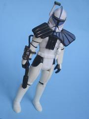 Vintage Arc Trooper! (skipthefrogman) Tags: trooper modern last vintage fun toy star action luke arc 80s figure stormtrooper 70s 17 kenner wars custom reboot hasbro dressupyourlukeweek