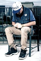 TheLifeApparel x Jordans (Ableleeskies) Tags: life fashion space 11 harmony bone jam thugs jams apparel jordans krayzie