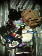 What's in my bag (heatherhecate) Tags: wimb