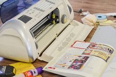 Scrap essentials (m01229) Tags: scrapbooking hinckley cricut cricutexpression scrapbookingweekend emmascountryretreat