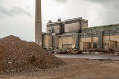 Düsseldorf Lausward (kahape*) Tags: kraftwerk hafen düsseldorf lausward