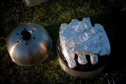 Slow cooking fish
