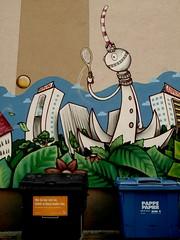 gwb   tennis (stoha) Tags: berlin mural tennis tenis stephan gwb soh berlino guessedberlin stoha gwbschlafauto