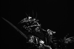 CROON TO THE MOON (RICHARD OSTROM) Tags: rock metal blood sandiego porno gore singer horror gwar swords 2009 brutal oderus davebrockie oderusurungus stabbings