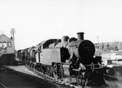 BRITISH RAIL  41243 (RAZEL DAZEL JOHN MORGAN) Tags: train vintage found photo milk box rail british highbridge somerseteast