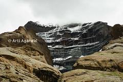Kailash Parvat (artiagarwal) Tags: travel india worship religion buddhism tibet hindu hinduism kailash yatra pilgrimage manasarovar