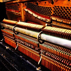 Inside Out (Pennan_Brae) Tags: piano percussion musicstudio recording recordingstudio upright musicalinstrument instrument