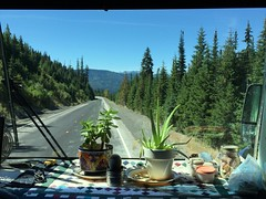 Curvy Roads-11 (RV there yet?) Tags: montana idaho road curves winding