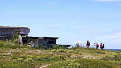 16 1573 - Morbihan, Belle Ile, randonne sur les blockhaus de Taillefer (jeanpierreossorio) Tags: morbihan belleile eau mer cte randonne randonneur fortification blockhaus