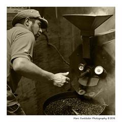 El Toledo Organic Coffee Farm, Costa Rica (Marc Funkleder Photography) Tags: atenas organic coffee plantation biologique caf sepia nikon costarica eltoledocoffeetour d750 nikon28300 torrfaction coffeefarm coffeeplantation coffeeroasting nikond750 coffeebean