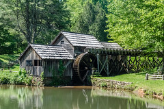 Mabry Mill BRP May 2015 -24 (Webtraverser) Tags: blueridge blueridgeparkway gristmill mabrymill mountains nps nationalparkservice virginia meadowsofdan unitedstates us