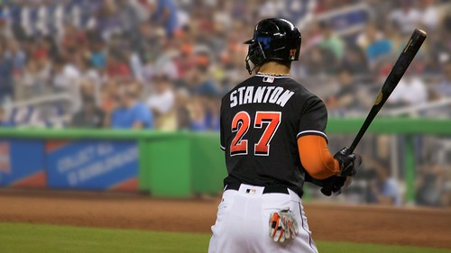 Giancarlo Stanton by Corn Farmer, on Flickr