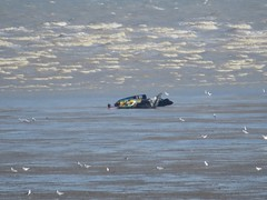 3516 Wind surfing kit (Andy panomaniacanonymous) Tags: 20160816 ccc coast kent kiteboarder kkk littlestoneonsea sea sss windsurfer www