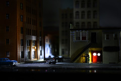 Winter Without Snow, 2016 (video still) (Idlevalley) Tags: city night woman man ho model street
