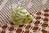 Lucky turtle (petrOlly) Tags: crochet handmade amigurumi turtle object