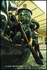 Explore The Airport - Airport N18124e (Harris Hui (in search of light)) Tags: harrishui nikond300 nikonuser nikon d300 vancouver richmond bc canada vancouverdslrshooter sigma1770mm thespiritofhaidagwaii thespiritofhaidagwaiithejadecanoe billreid sculpture airport vancouverinternationalairport explore exploretheairport firstnation haidagwai jadecanoe
