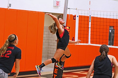IMG_3664 (SJH Foto) Tags: girls volleyball action shot high school somerset pa pennsylvania scimmage
