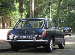 1972 MG MGB GT 1800 (rvandermaar) Tags: 1972 mg mgb gt 1800 mgbgt sidecode2 2210zx