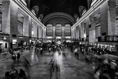 Grand Central Terminal, New York City (mwentfoto) Tags: grandcentral nyc newyork grandcentralterminal fujifilm fujix fujifilmx xt1 newyorkcity