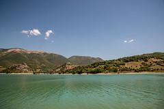 Lago del Turano (skynyrd_01) Tags: lago del turano rieti castel di tora nuvole acqua centrale idroelettrica bacino lake ponte bridge francesco cristiani nikon d600 24120 lexar 16gb