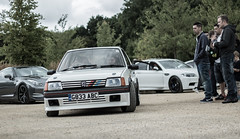 205 GTi (Nick Collins Photography, Thanks for 2 million vie) Tags: car peugeot 205 gti canon 7dmk2 50mm french france